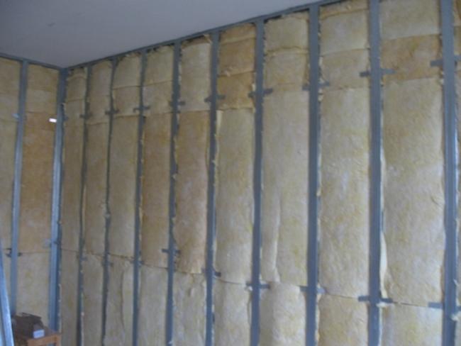 Шумоизоляция стен в квартире фото