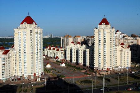 Оболонский район Киева признан лучшим по благоустройству ... 290e3530b5a21