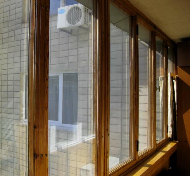 Какой профиль выбрать для остекления балкона? строительный в.