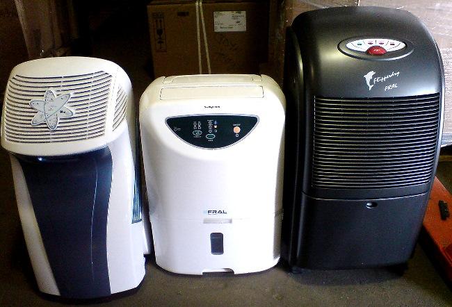 утепление лоджии: осушители воздуха
