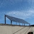 Na stolichnyh mnogojetazhkah nachnut ustanavlivat' solnechnye kollektory i batarei